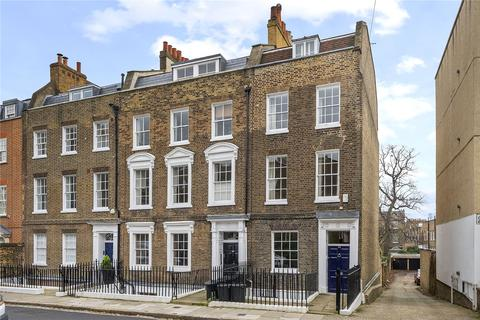 4 bedroom end of terrace house for sale - Colebrooke Row, London, N1