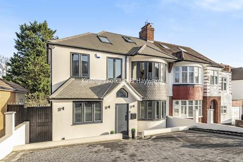 5 bedroom semi-detached house for sale - Oakwood Avenue, Southgate