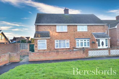 3 bedroom semi-detached house for sale - Long Brandocks, Writtle, Chelmsford, Essex, CM1