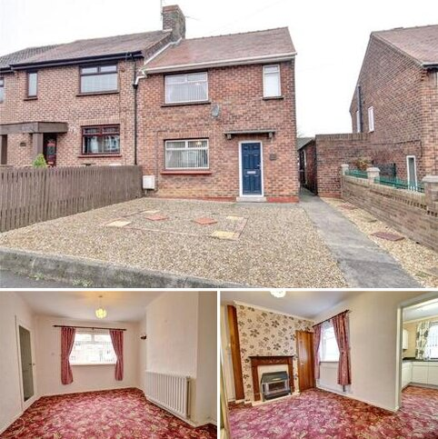 2 bedroom semi-detached house for sale - Springwell Avenue, Langley Park, Durham, DH7
