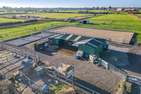Equestrian property for sale - Brent Road, Berrow, Nr Burnham-On-Sea, Somerset, TA9