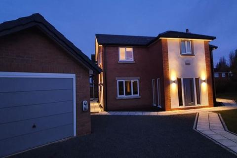 4 bedroom detached house for sale - Cumberland Road, Congleton