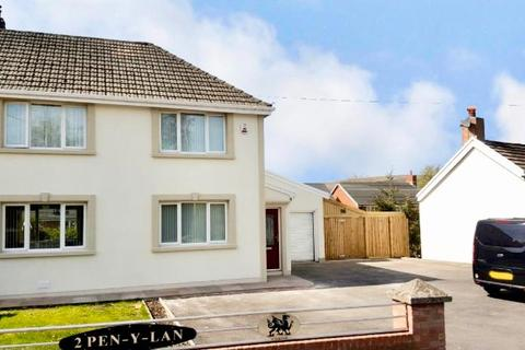 3 bedroom semi-detached house for sale - Pen Y Lan, Llwydcoed Road, Aberdare, CF44 0TN