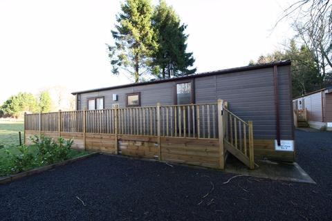 1 bedroom lodge for sale - 9 Ochil View , Dollar Lodge and Holiday Home Park