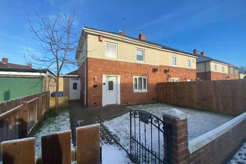 3 bedroom semi-detached house to rent - Newham Avenue, Hazelrigg, Newcastle-upon-Tyne, NE13