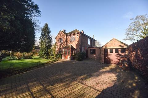 3 bedroom detached house for sale - Longford Lane, Ashbourne