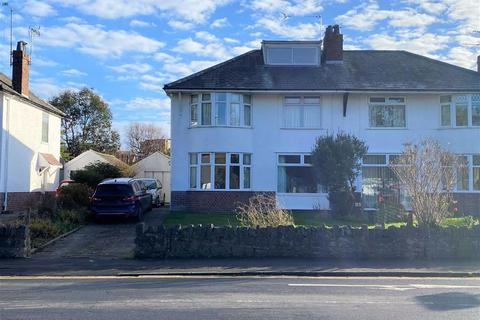 4 bedroom semi-detached house for sale - Lakeside, The Knap, Barry