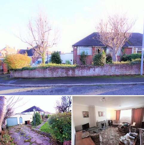 3 bedroom semi-detached bungalow for sale - Wepre Hall Crescent, Connah's Quay, Deeside