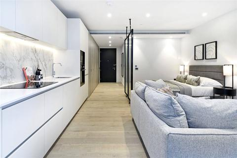Studio to rent - Water Street, London, E14