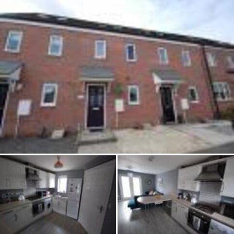 3 bedroom terraced house to rent - Harrington Way, Ashington