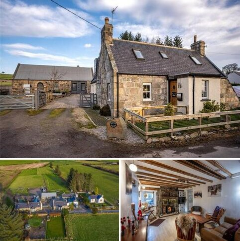 4 bedroom detached house for sale - The Old Smiddy, Midmar, Inverurie, Aberdeenshire, AB51