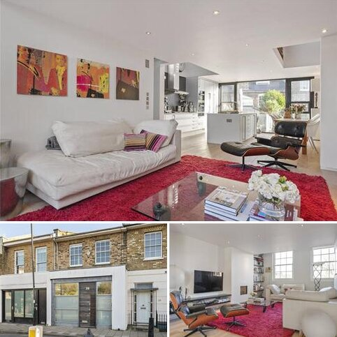 2 bedroom terraced house for sale - Thornhill Road, Islington, London, N1