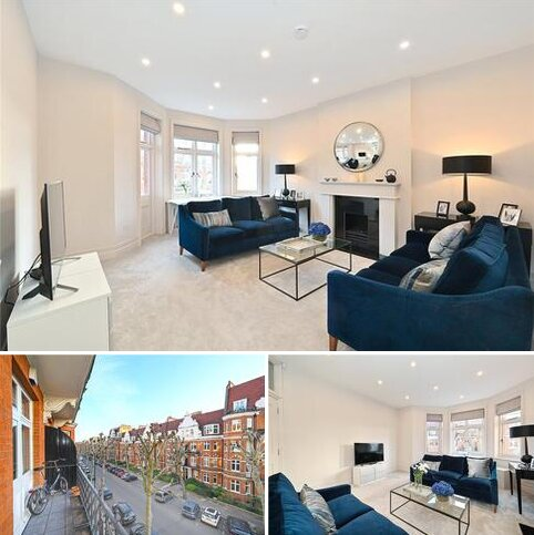 3 bedroom flat for sale - Lauderdale Mansions, Lauderdale Road, Maida Vale, London, W9