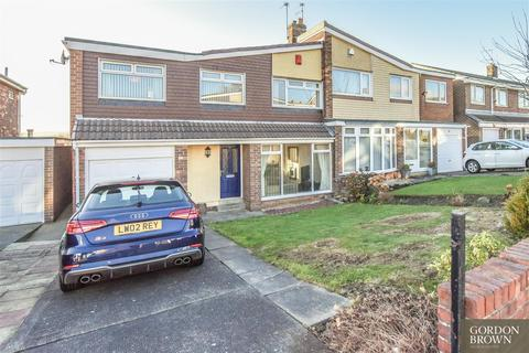 4 bedroom semi-detached house for sale - Wells Gardens, Low Fell