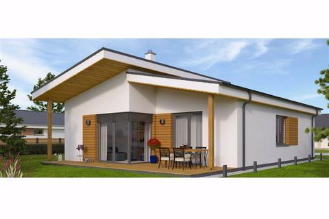 3 bedroom detached bungalow for sale - Plot A, Taylors Park, Tenby, Dyfed, SA70