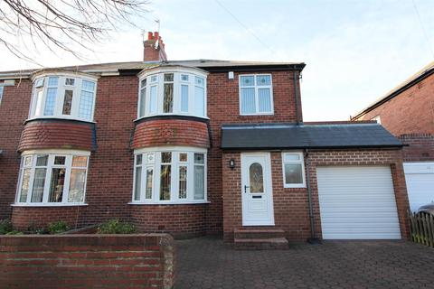 3 bedroom house for sale - Cleveland Gardens, High Heaton, Newcastle Upon Tyne