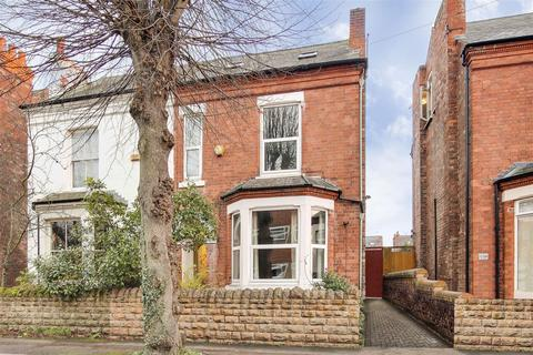 6 bedroom semi-detached house for sale - North Road, West Bridgford, Nottinghamshire, NG2 7NG