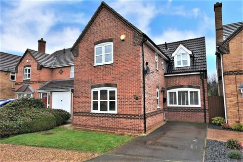 3 bedroom detached house for sale - Charlock Drive, Stamford