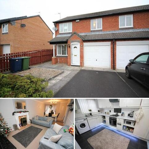 3 bedroom end of terrace house to rent - Ingleborough Close, Washington
