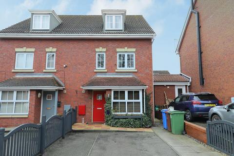 4 bedroom semi-detached house for sale - Cooks Gardens, Keyingham, Hull