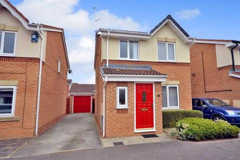 3 bedroom detached house for sale - Copperfield Close, Sherburn In Elmet, Leeds