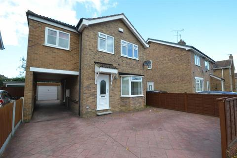 5 bedroom detached house for sale - Pinfold Avenue, Sherburn In Elmet, Leeds