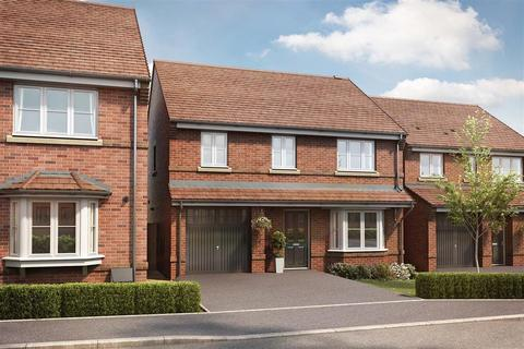 4 bedroom detached house for sale - Plot The Downham - 63, The Downham - Plot 63 at New Homes at Kiln Meadows, Land off Woodland Road  DE15