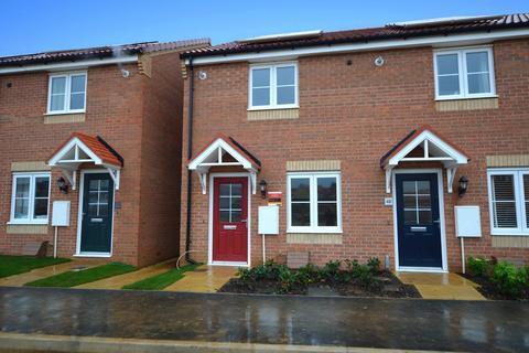 2 bedroom end of terrace house - Tollesbury Avenue, Barleythorpe, Oakham