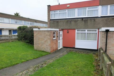 3 bedroom end of terrace house - Glovers Croft, Fordbridge, Birmingham