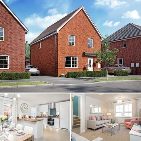 4 bedroom detached house for sale - Plot 2, Simmons at Wayland Fields, Thetford Road, Watton, THETFORD IP25