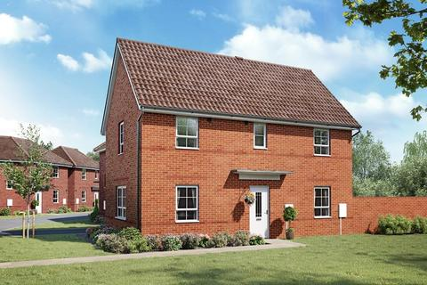 3 bedroom semi-detached house for sale - Plot 4, Redgrave at Wayland Fields, Thetford Road, Watton, THETFORD IP25