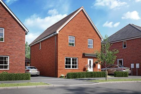 4 bedroom detached house for sale - Plot 8, Simmons at Wayland Fields, Thetford Road, Watton, THETFORD IP25