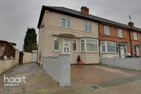 3 bedroom end of terrace house for sale - Brentvale Avenue, Wembley