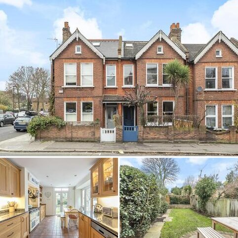 4 bedroom terraced house for sale - Croxted Road, Herne Hill