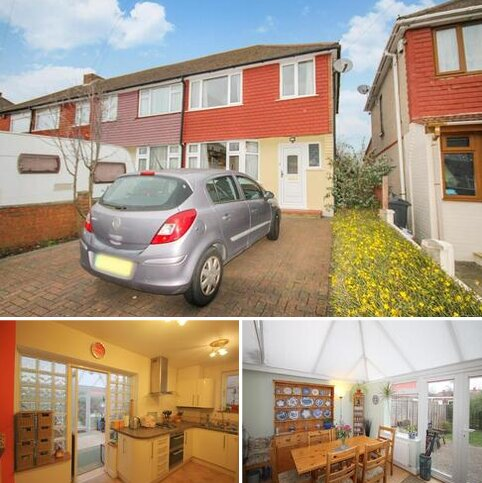 3 bedroom end of terrace house for sale - Lansbury Avenue, Feltham, TW14