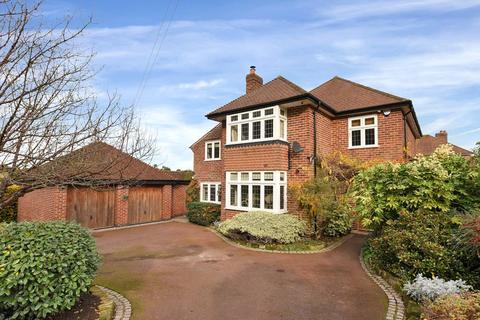 4 bedroom detached house for sale - Allestree, Derby, Derbyshire