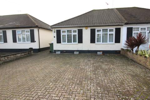 2 bedroom semi-detached bungalow for sale - Trafalgar Avenue, Worcester Park, Surrey KT4