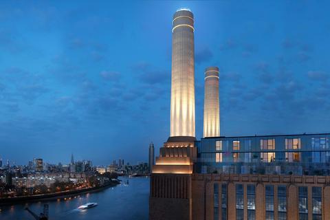 Studio for sale - Battersea Power Station, 188 Kirtling Street, Nine Elms, London, SW8 5BN