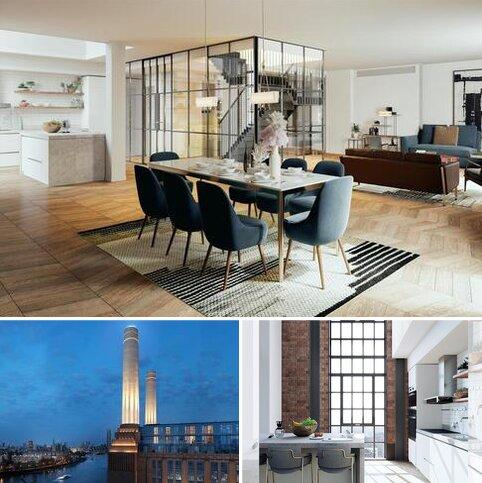 1 bedroom flat for sale - Battersea Power Station, 188 Kirtling Street, Nine Elms, London, SW8 5BN