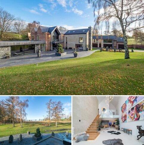 7 bedroom detached house for sale - Hocker Lane, Over Alderley, Cheshire, SK10