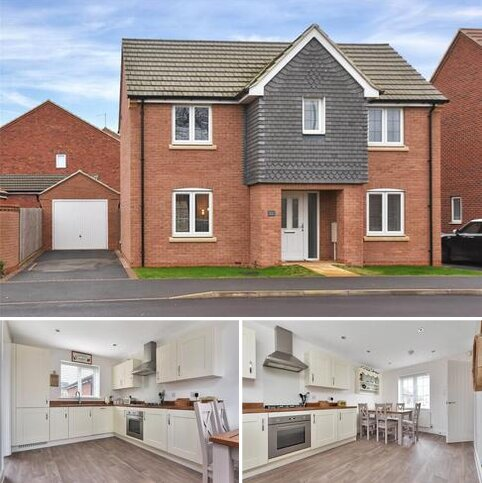 3 bedroom detached house for sale - Buttercup Lane, Shepshed, Loughborough