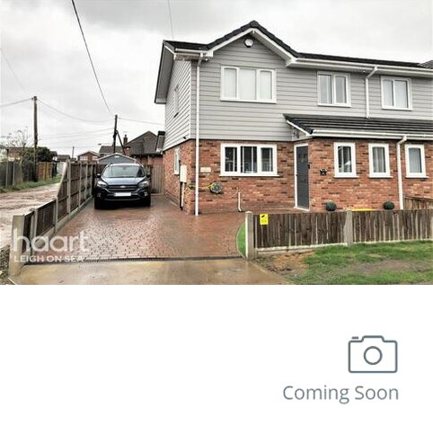 2 bedroom semi-detached house for sale - northfalls Road, Canvey Island