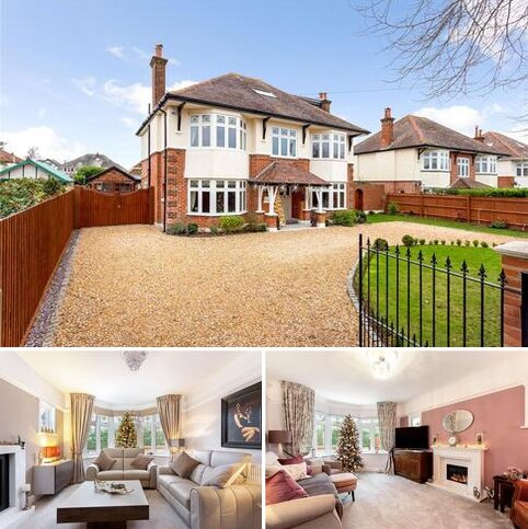4 bedroom detached house for sale - Iddesleigh Road, Bournemouth, Dorset, BH3
