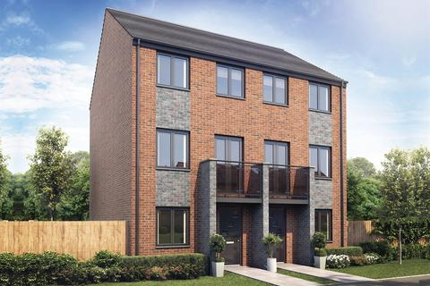 3 bedroom terraced house for sale - Plot 59, The York  at Cathedral View, Illingworth Grove, Whinney Hill DH1
