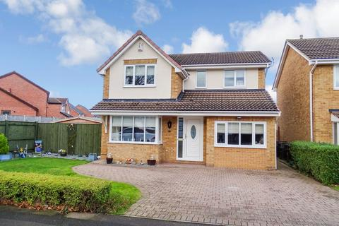 5 bedroom detached house for sale - Southwood, Coulby Newham, Middlesbrough, Cleveland , TS8 0UF