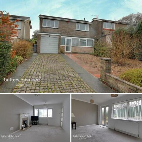3 bedroom detached house for sale - Timothy Close, Stoke-On-Trent