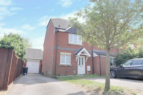 3 bedroom semi-detached house for sale - Clover Field, Grange Park