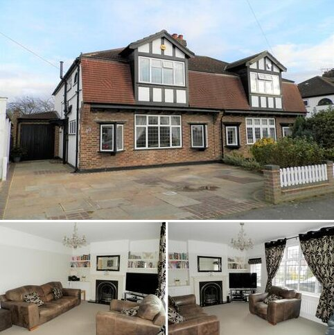3 bedroom semi-detached house for sale - Fairfield Avenue, Upminster RM14