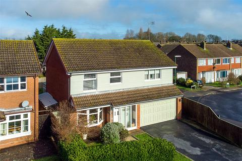 5 bedroom detached house for sale - Kestrel Way, Littlehampton, West Sussex, BN17