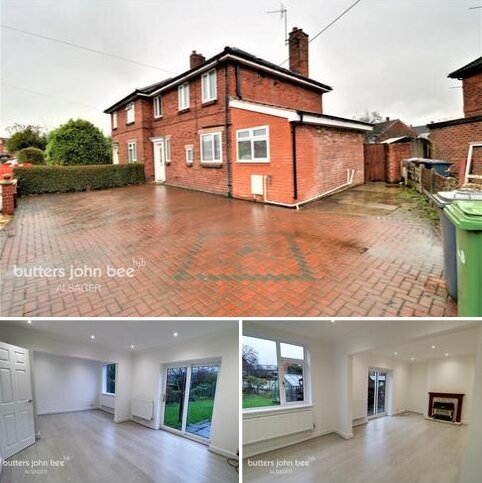 3 bedroom semi-detached house for sale - Linley Road, Stoke-On-Trent